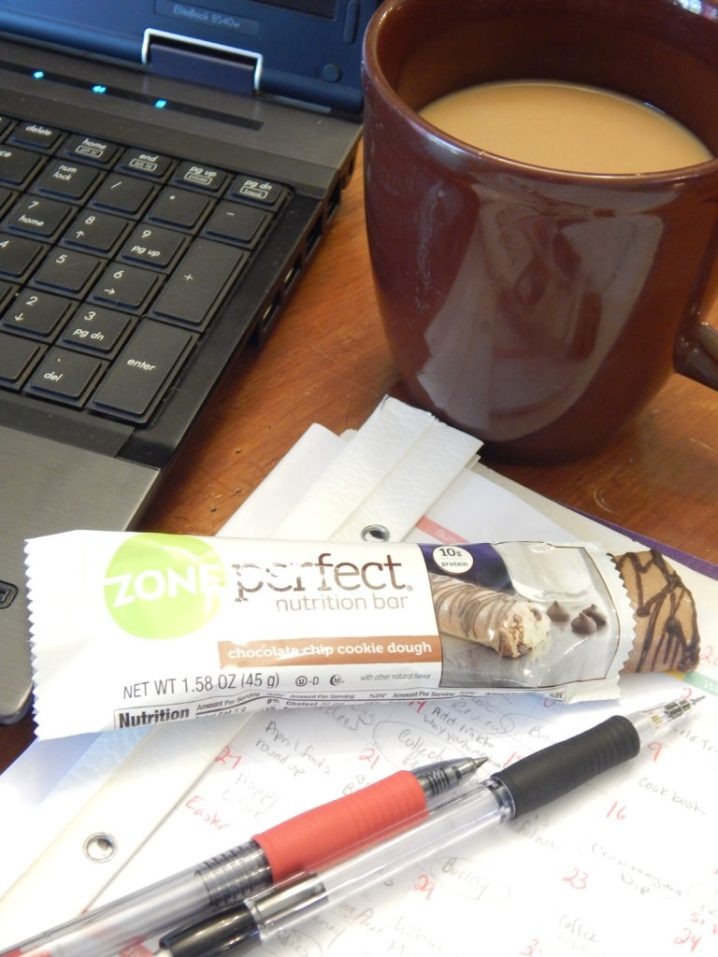 ZonePerfect Bars the perfect snack