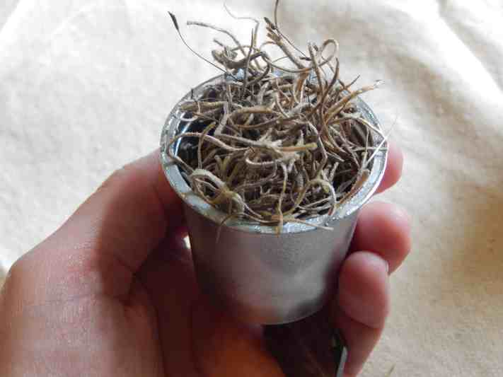 k-cup upcycle planter project