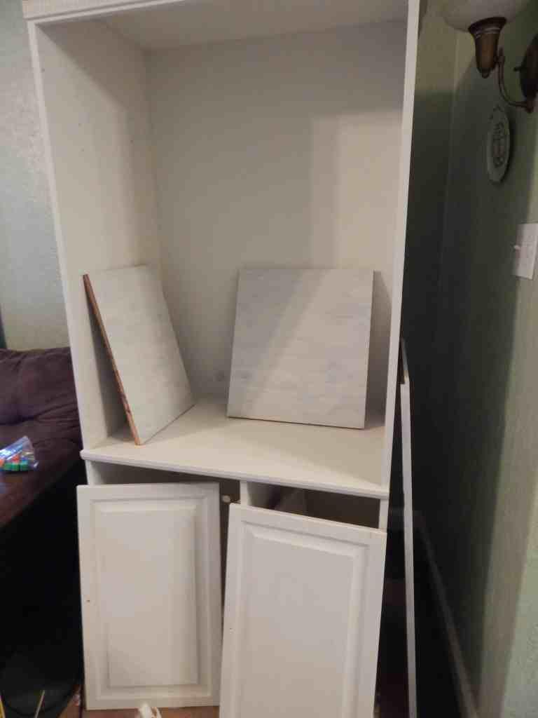 homeschool cabinet