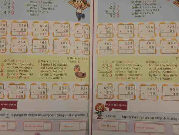 fun homeschool math workbooks