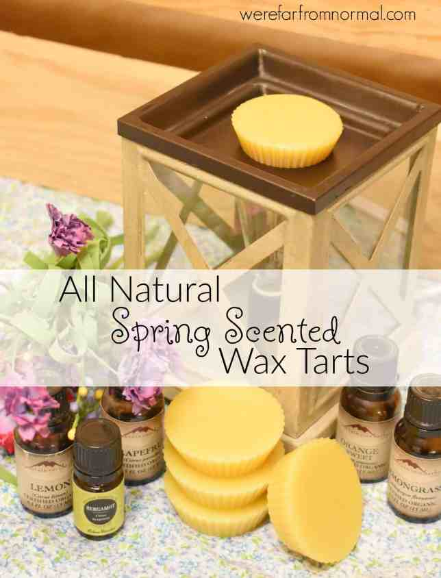 Spring Scented wax tarts