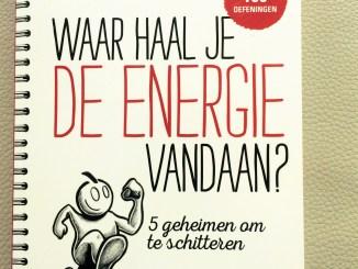 Waar haal je de energie vandaan?