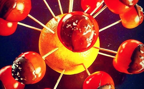 chocolade-tomaatjes