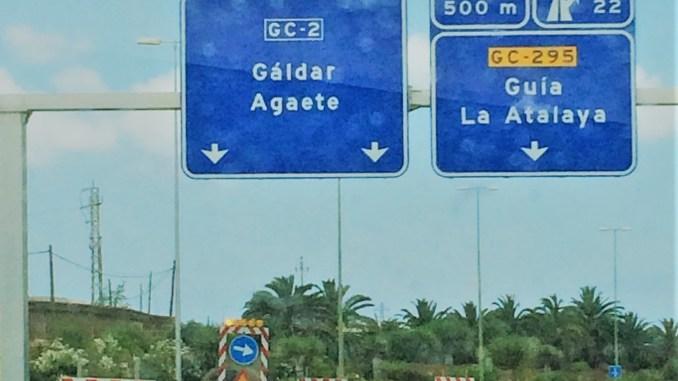 Gran Canaria huurauto