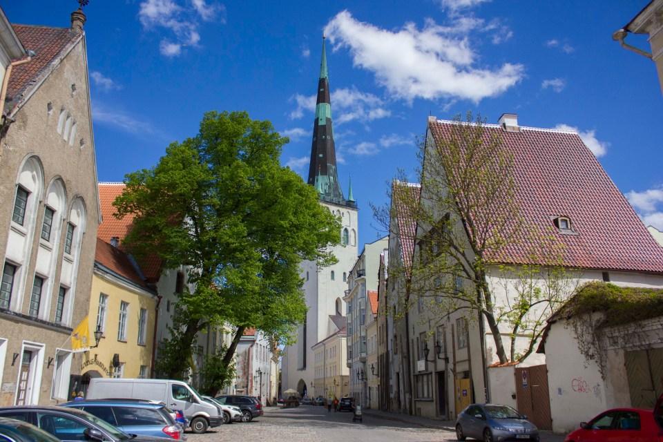 Centrum Tallinn