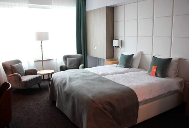 Nieuwe hotelkamers van Van der Valk Hotel Tiel