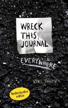 Kerstcadeaus: Wreck this Journal
