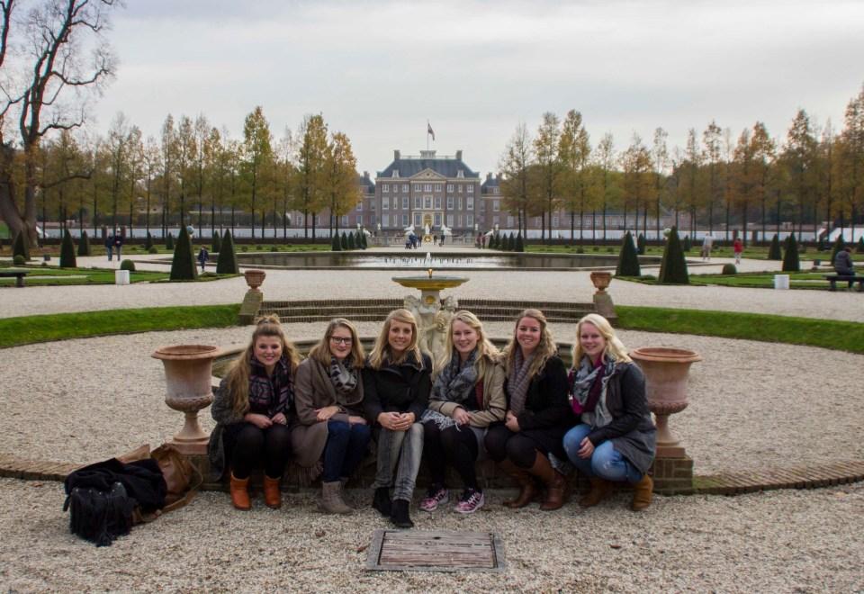 Weekendje weg met de vriendinnen in Nederland