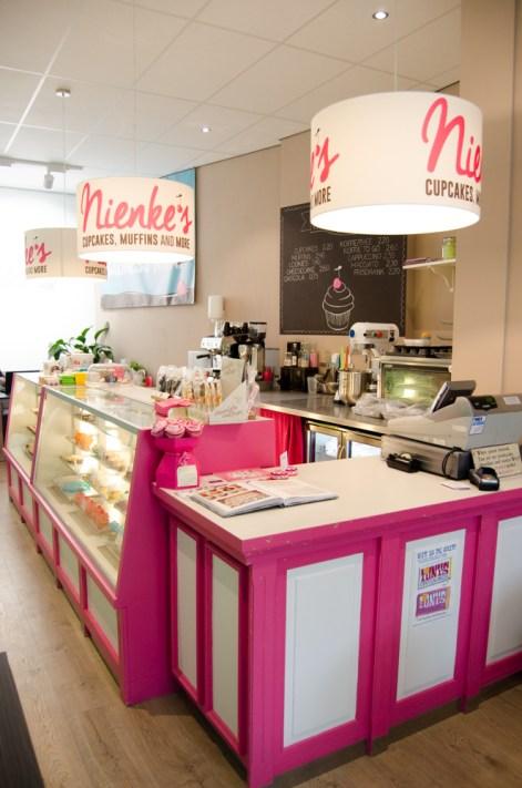 Hotspot Enschede Nieke's cupcakes