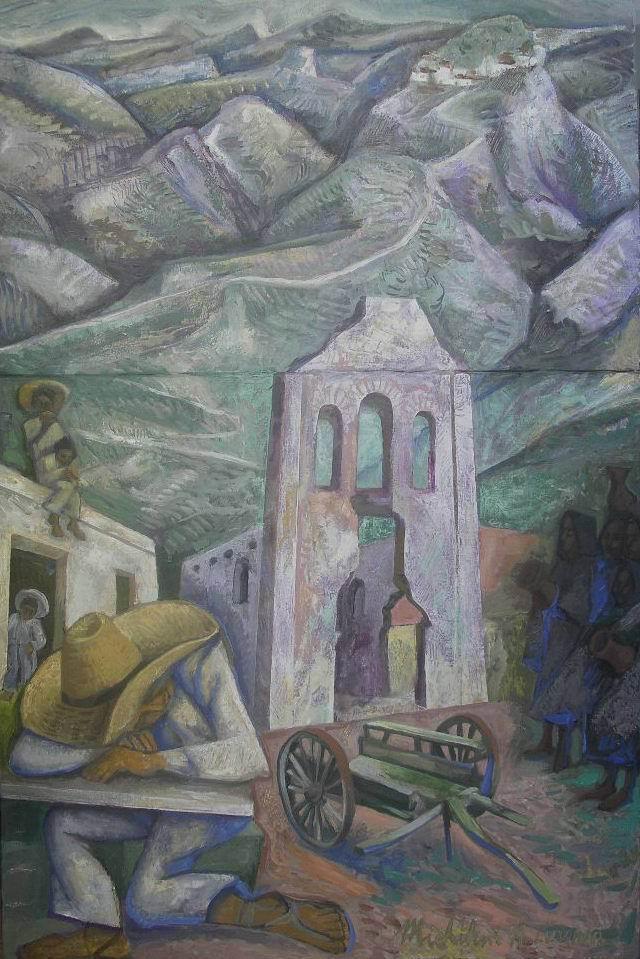 """""""Luvina"""", Sergio Michilini."""