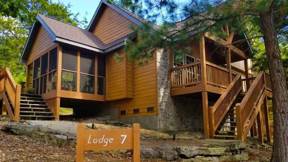 Stonebridge - Cozy Cedars Lodge