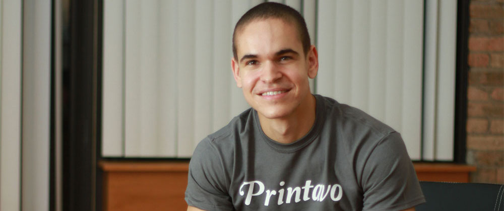 Bruce Ackerman, founder of Printavo