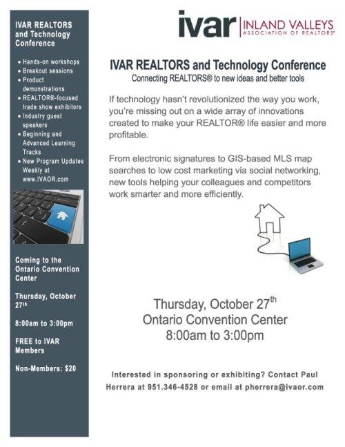 IVAR-Tech-Conference