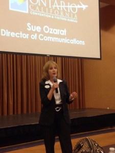Sue Oxarart presentation
