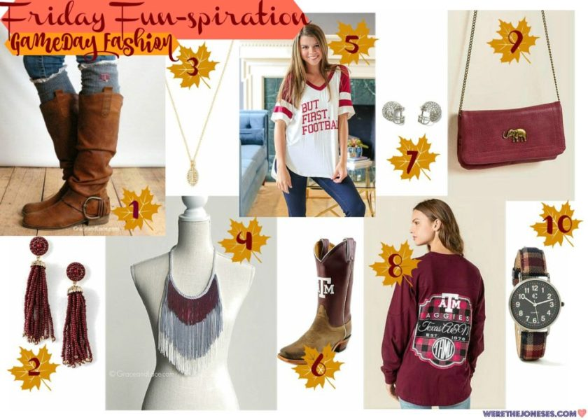 Game Day Looks Game Day Fashion Tailgate Fashion Football Saturday Fashion