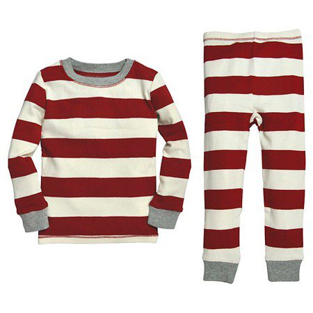 burts-bees-organic-cotton-striped-family-pajamas