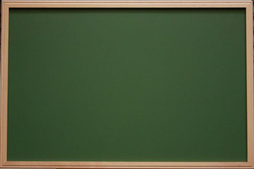 Wall Mount Chalkboard Green