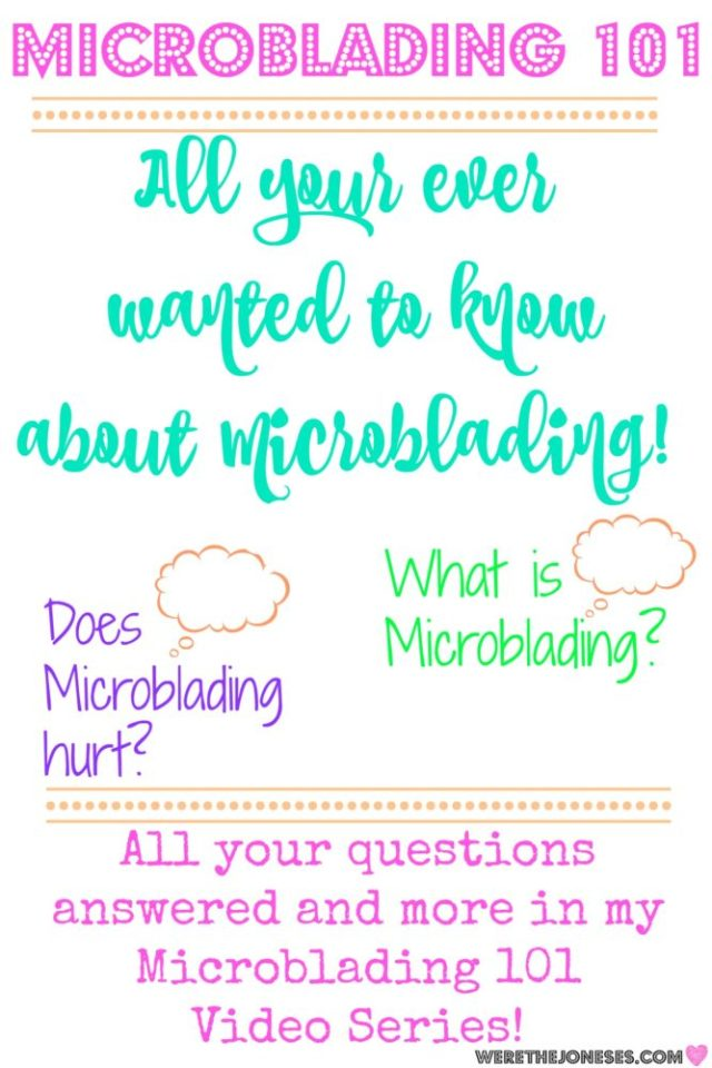 Microblading 101 All you ever wanted to know about Microblading