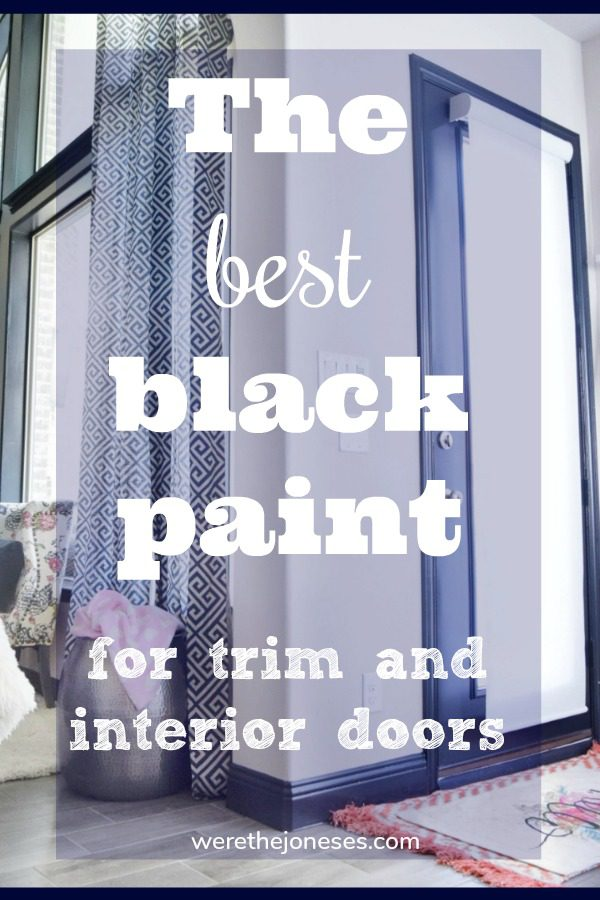 How to Transform Your Home with Black Trim And Black Doors