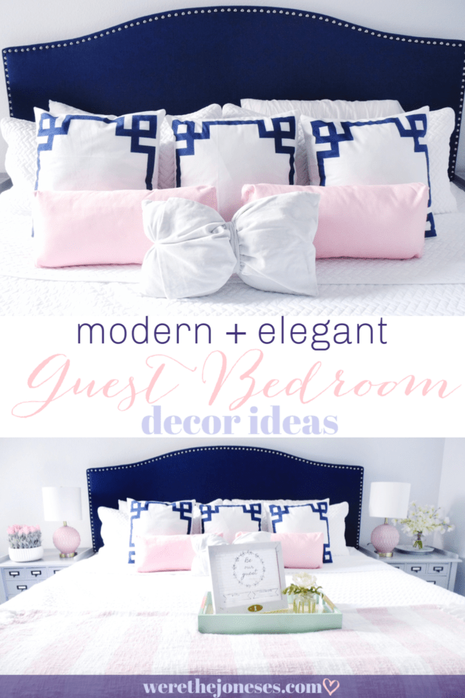 Modern And Elegant Guest Bedroom Decor Ideas How To Decorate Your Guest  Bedroom Stylish Guest Room
