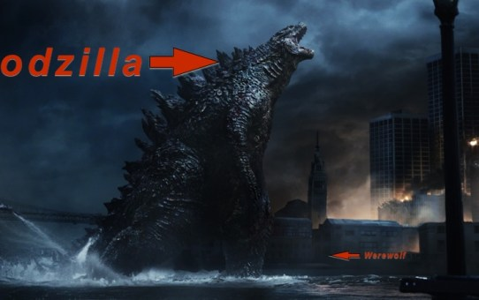 WereWatchers - News - Godzilla vs.Werewolf - Featured