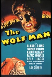 The Wolf Man - Poster