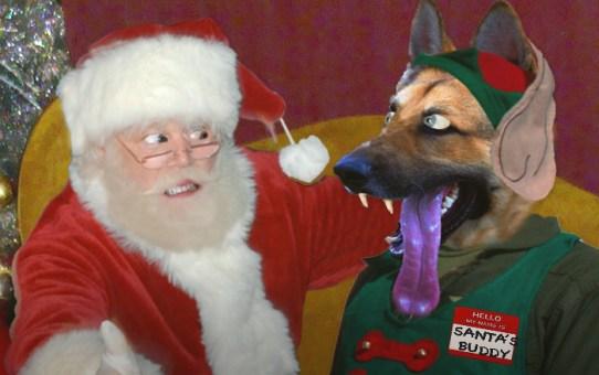WereWatchers - Werewolves Believe In Santa