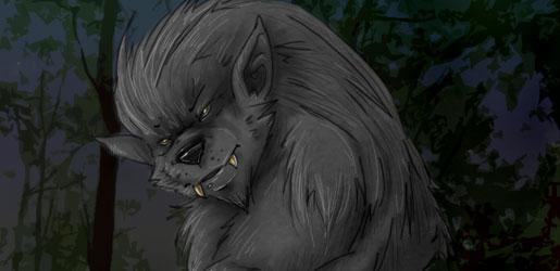 """""""Evening Mr Werewolf"""" by Tandemonium"""
