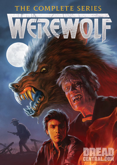 Werewolf - The Series - DVD Cover Art