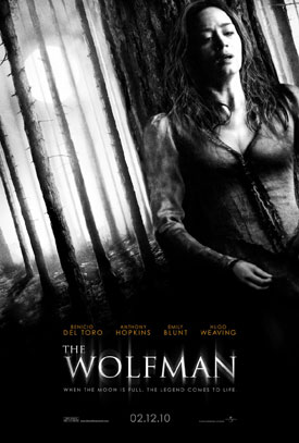 Wolfman Poster 2