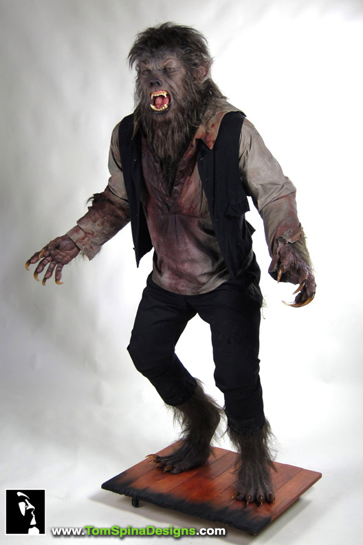 Two ... & Special Effects u0026 Props | Werewolf News