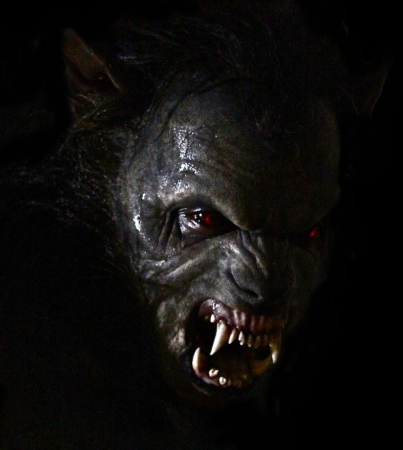 Nice werewolf - photo#38