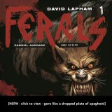 """David Lapham's Upcoming Comic """"Ferals"""" Promises Fur, Claws & a Killer Story featured image"""