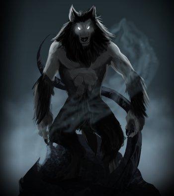 Dovahwolf by Tatsu-Wolfie