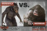 """Vote """"Werewolf"""" in the """"Cabin in the Woods"""" Monster Madness Tournament featured image"""