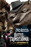 """Three """"Wayne The Werewolf"""" (+ his family) posters from """"Hotel Transylvania"""" featured image"""