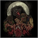 "Classic film werewolves enact some justice on this gory ""Breaking Jacob"" T-shirt from Fright Rags featured image"