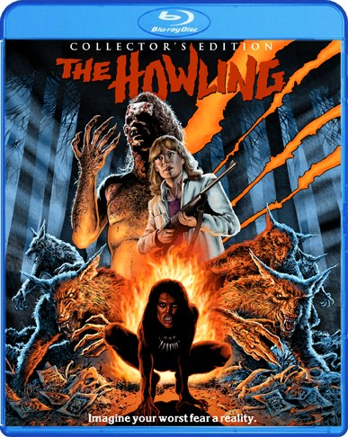 The Howling - Collector's Edition cover art