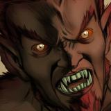 """Gritty werewolf murder mystery """"Mongrel: S.O.B."""" Kickstarter & graphic novel featured image"""