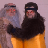 """Jack Black & Kyle Gass in Teen Wolf sequel """"Adult Wolf"""" featured image"""