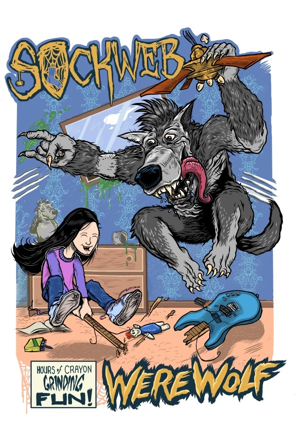 Sockweb Poster
