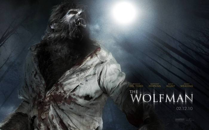 2010 Wolfman Poster