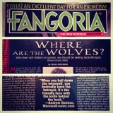"""Where are the Wolves?"" I was interviewed for a Fangoria article! featured image"