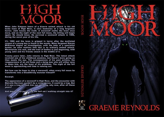 """Book Review: """"High Moor"""" by Graeme Reynolds featured image"""