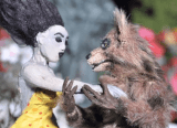 """The werewolf in """"House Of Monsters"""" is a sly dog featured image"""