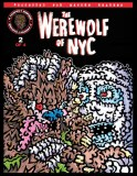 """Don't let Reagan or The Mummy win! Pre-order """"The Werewolf of NYC"""" issue 2 featured image"""