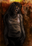 Limited werewolf & fantasy creature art commissions from Viergacht featured image