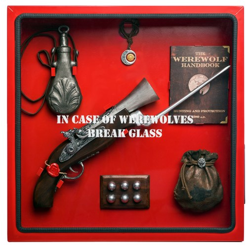 """In Case Of"" Werewolf Kit, because you never know featured image"
