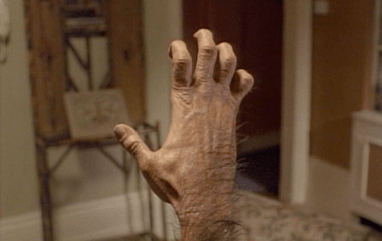 IMATS interview with the man who sculpted the most famous hand in werewolf cinema featured image