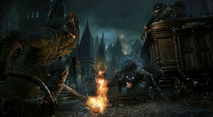 Bloodborne's werewolves look rad & work hard, please don't farm them featured image
